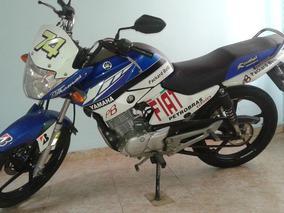 Excelente Estado Moto Yamaha Ybr 125 Papeles Al Día.