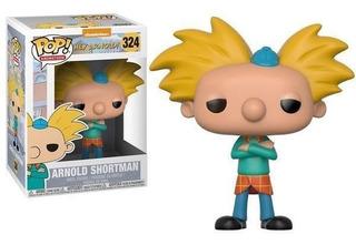 Funko Pop Arnold Shortman 324 Oye Arnold Nickelodeon Baloo