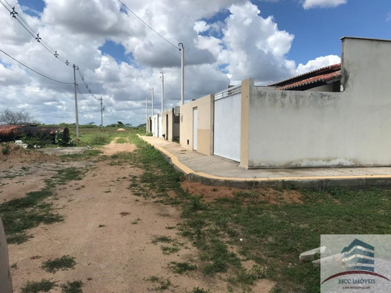 Terreno De Esquina A Venda Em Caraúbas