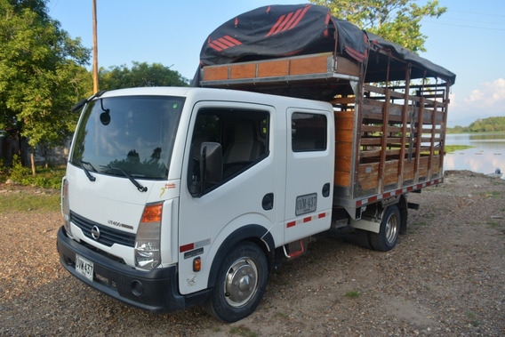 Nissan Cabstar Nt400 Mod. 2015. 59.998 Kms