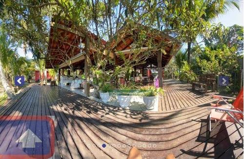 Imagem 1 de 11 de Chácara Com 5 Dormitórios À Venda, 8300 M² Por R$ 6.000.000,00 - Porto Novo - Caraguatatuba/sp - Ch0484