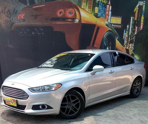 Ford Fusion 2.5 16v Flex 4p Automático 2014/2014