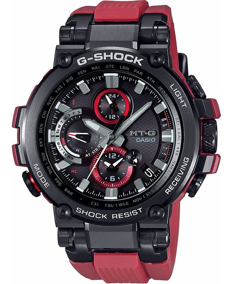Reloj Casio G-shock Toughmvt Solar Tgb1000b1a4cr Time Square