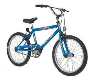 Bicicleta R 20 Sin Rotor Blue Bird Cross