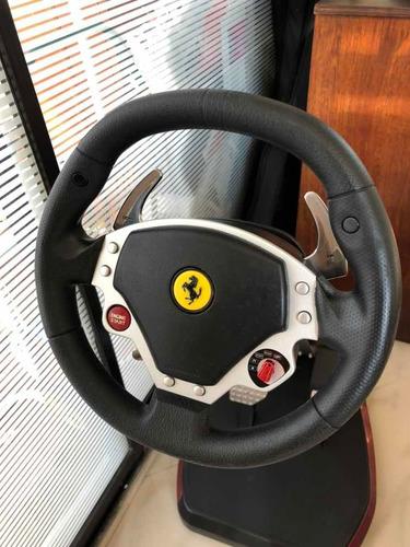 Cabina Ferrari Carro Inalámbrica Ps3  Pc Videojuegos Auto