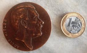 Medalha Alemanha Nazista 3º Reich Medalhão