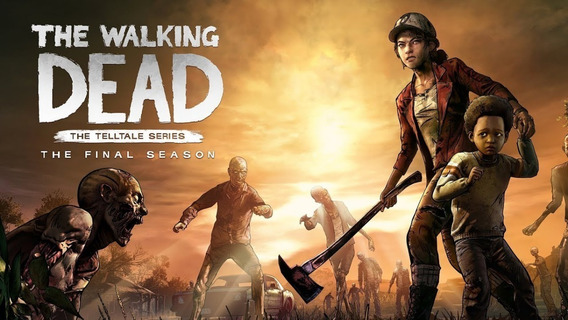 The Walking Dead Telltale Series Pc
