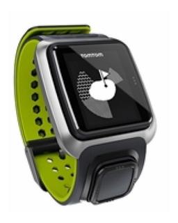 Reloj Tomtom Golfer Gps Watch Montre Negro Con Verde