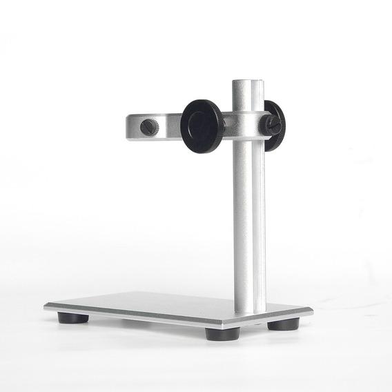 Suporte Multifuncional Do Microscópio Da Liga De Alumínio