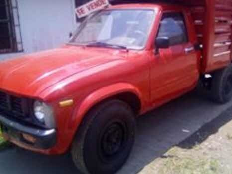 Toyota Hilux Stock Baranda