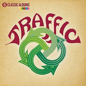 Traffic Cd Box Set 5 Classic Albums Import Lacrado Novo