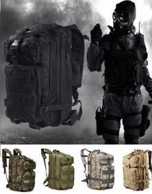 Mochila Tactica Militar Assault - Fuerzas Especiales 45 L G1