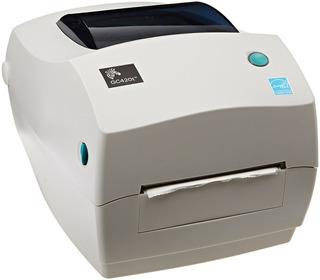 Impresora Zebra Gc 420 T + 2 Ribbon + Configación Del Equipo