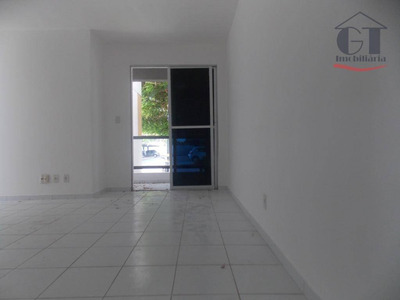 Apartamento Com 3 Dormitórios Para Alugar, 66 M² Por R$ /mês - Aruana - Aracaju/se - Ap0435