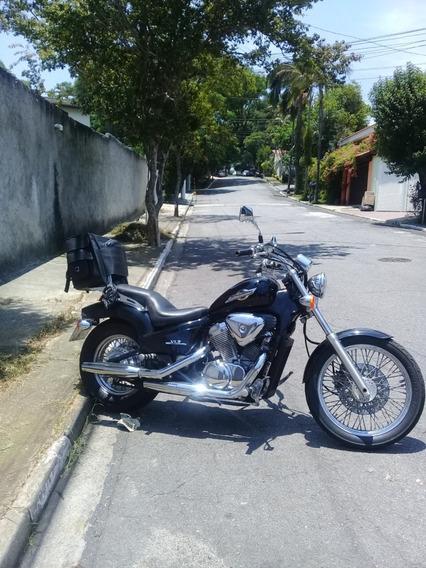 Honda Shadow Vlx 600 Ano 2003