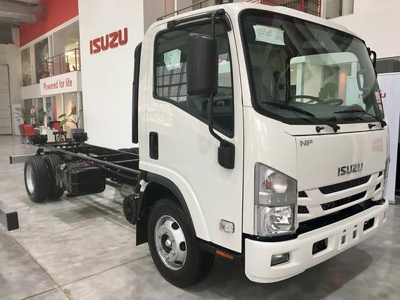 Isuzu Npr 75 Euro 5 / 7,5 Tn Fabricado En Japón