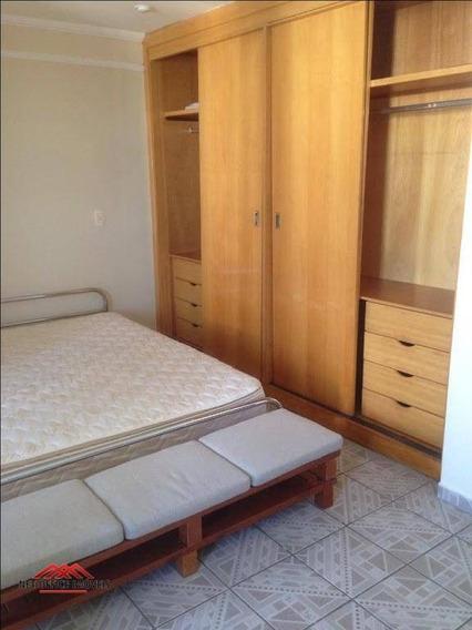 Apartamento Com 1 Dormitório À Venda, 48 M² Por R$ 197.000 - Edifício Porto Gallo - Jardim São Dimas - São José Dos Campos/sp - Ap1100