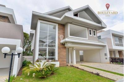 Casa Em Condomínio Village Provance Vende Em Santa Felicidade - Ca0133