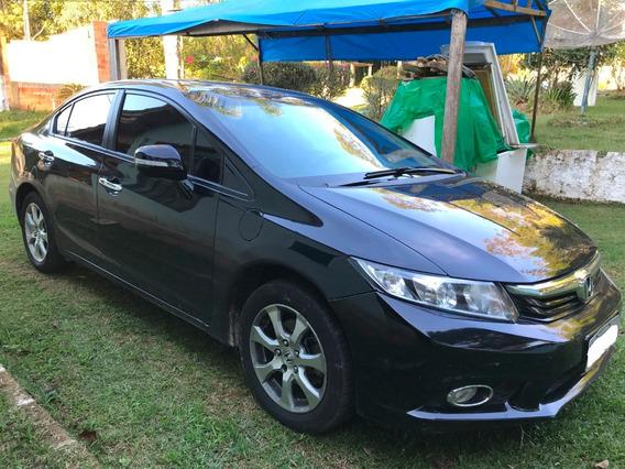 Honda Civic Exs 1.8 Teto Solar Cambio Borboleta Sport