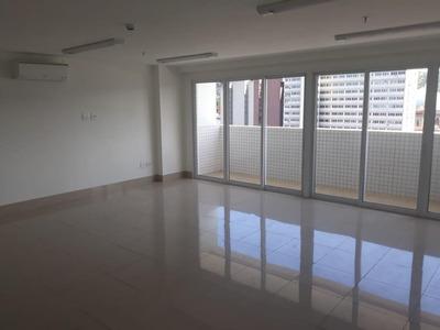 Sala Em Centro, Santos/sp De 62m² Para Locação R$ 2.400,00/mes - Sa221000