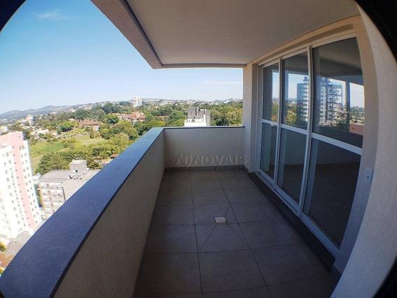 Apartamento À Venda, 116 M² Por R$ 763.800,00 - Morro Do Espelho - São Leopoldo/rs - Ap1998