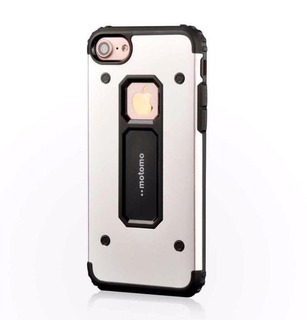 Funda Aluminio Uso Rudo iPhone / Samsung / Huawei / Xiaomi