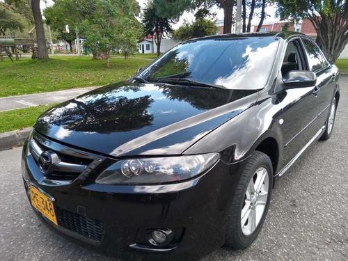 Mazda 6 Sr 2.3 Aut.techo Cuero Full Equipo