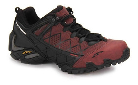 Tenis Masculino Bull Terrier Extreme Low Couro Natural