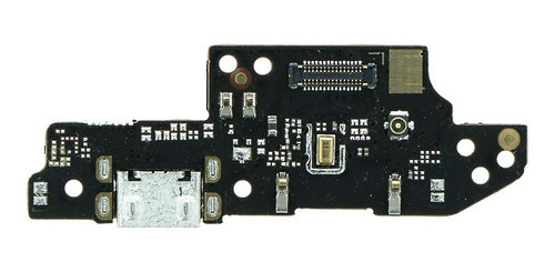 Flex Carga Usb Xiaomi Redmi 9a / 9c Microfone Conector