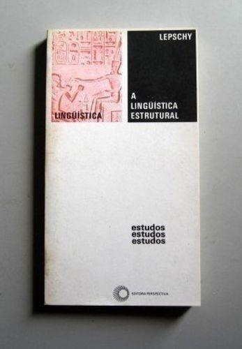 Livro A Linguística Estrutural
