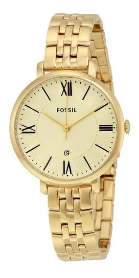 Relógio Fossil Jacqueline Feminino - Es3434/4xn
