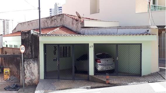 Baeta Neves Sbc Casa Térrea 3 Dormitórios 1 Suíte+edícula