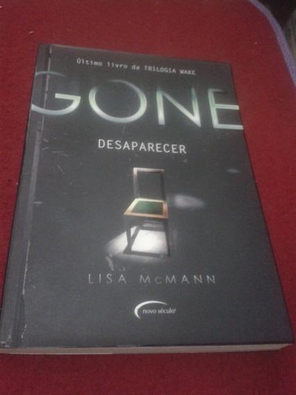 Livro Gone Desaparecer - Trilogia Wake. Último Livro