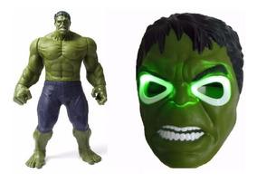 Hulk + Mascara