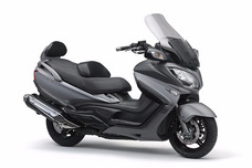 Scooter Suzuki Burgman 650 Executive Abs 2016