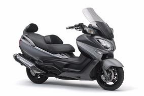 Scooter Suzuki Burgman 650 Executive Abs 2016