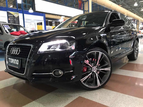 Audi A3 2.0 Tfsi Attraction S-tronic 5p 2012