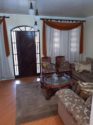 Imagem 1 de 16 de Casa Com 3 Dormitórios À Venda, 180 M² Por R$ 640.000,00 - Dos Casa - São Bernardo Do Campo/sp - Ca0542