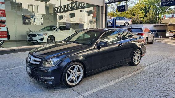 Mercedes-benz Clase C 2013 2p C 350 Cgi Coupe