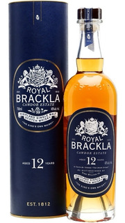 Whisky Royal Brackla 12 Años Litro Single Malt Escoces