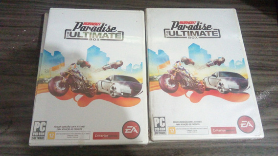 Burnout Paradise: The Ultimate Box Para Computador Original