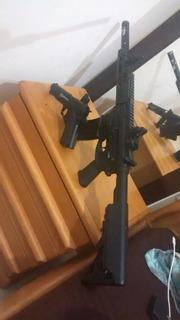 Fuzil M4 111 E Colt 1911 Full Metal