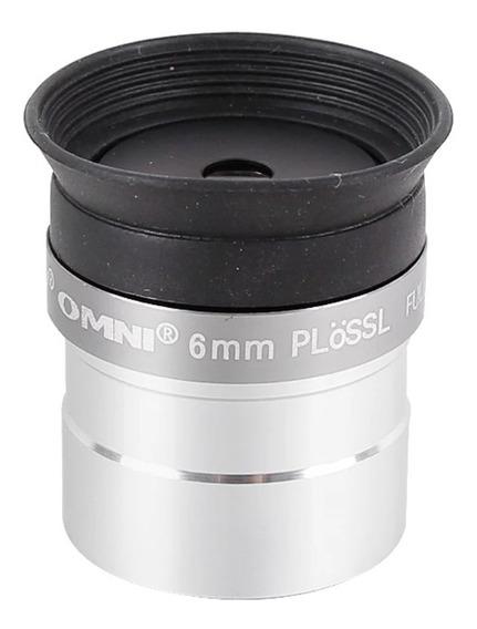 Lente Ocular Telescópio Celestron Omni 6mm