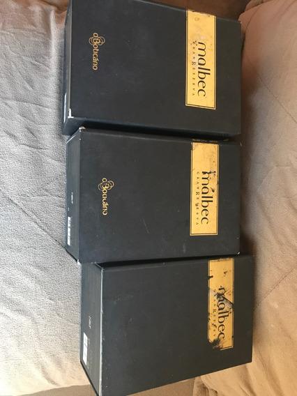 3 Caixas Vazia Malbec Gran Reserva