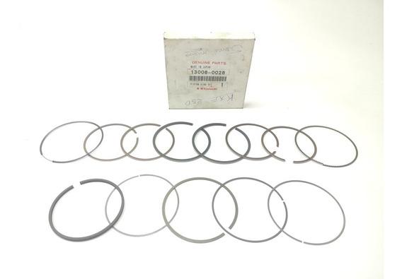Anéis Pistão Kxf 250 F Semi Nono Original 13008 0028