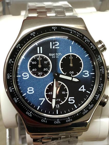 Reloj Swatch Boxengasse Línea Nueva (nuevo)