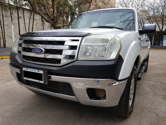 Ford Ranger Xlt 3.0 4x2 Color Blanco Año 2011 As Automobili