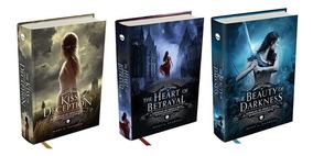 Crônicas De Amor E Ódio - Trilogia Completa 3 Livros Lacrado