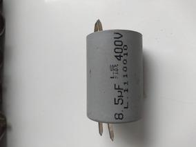 Capacitor 8,5uf; 400v; Ventilador,portão; Kit 8pç Por R$139