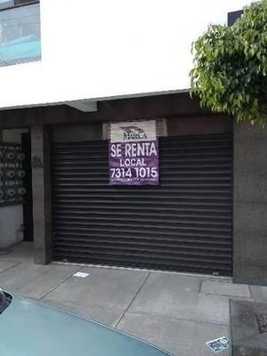 Local Comercial Nuevo En Renta Cerca Metro Copilco